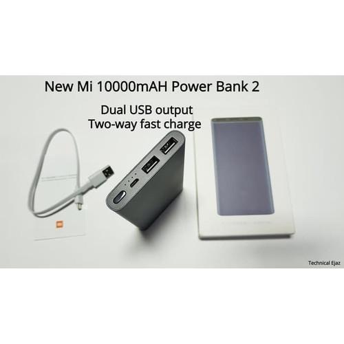 Foto Produk Powerbank Xiaomi Mi Pro 2 10000mAh FAST CHARGING dari Liza Fashion