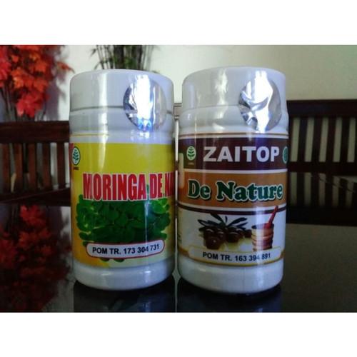 Foto Produk Obat Tifus / Tipes Herbal Ampuh De Nature dari Pusat De Nature Herbal