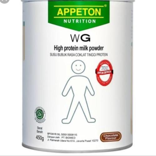 Foto Produk appetton weight gain 450 gram dari sembakotimeshop