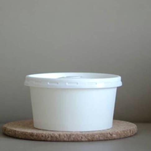 Foto Produk PAPER BOWL / MANGKOK KERTAS / SOUP CUP 650ML FOOD GRADE dari SOS STORE SURABAYA