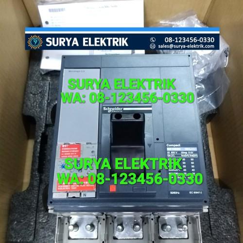 Foto Produk SCHNEIDER MCCB NS1600H NS1600 H 3P 1600A 1600 A MICROLOGIC 5.0 33569 dari SURYA-ELEKTRIK