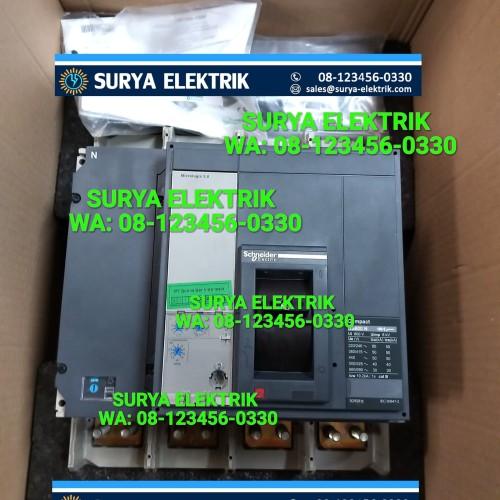 Foto Produk Schneider 33478 MCCB Breaker NS1250N NS1250 N 1250A A Amper 4P 4Pole dari SURYA-ELEKTRIK