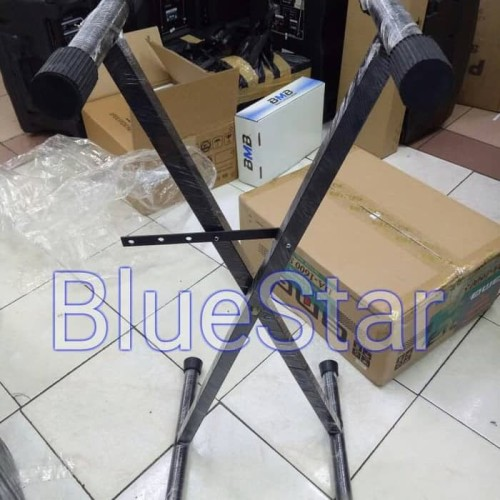 Foto Produk Stand/Kaki Keyboard Silang untuk semua Piano dari New BlueStar