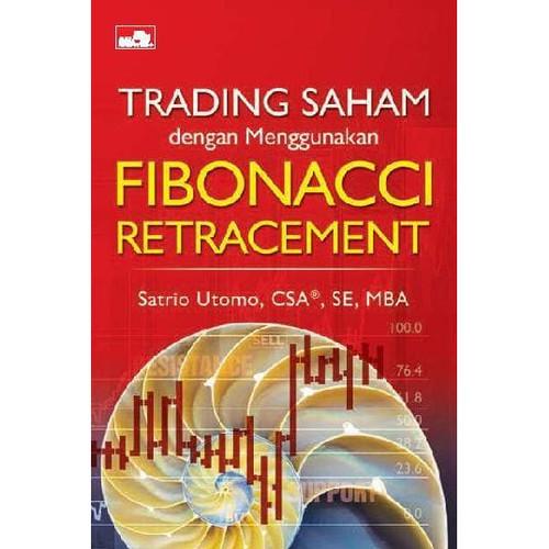 Foto Produk Trading Saham Dengan Menggunakan Fibonacci Retracement. Satrio Utomo dari ombotak