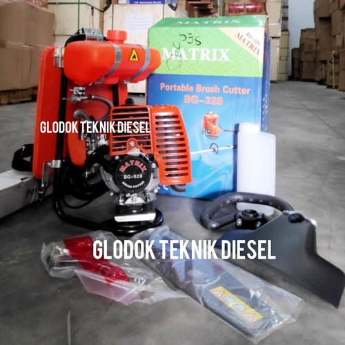 Foto Produk MESIN POTONG RUMPUT / BRUSH CUTTER 2 TAK 328 dari Glodok Diesel