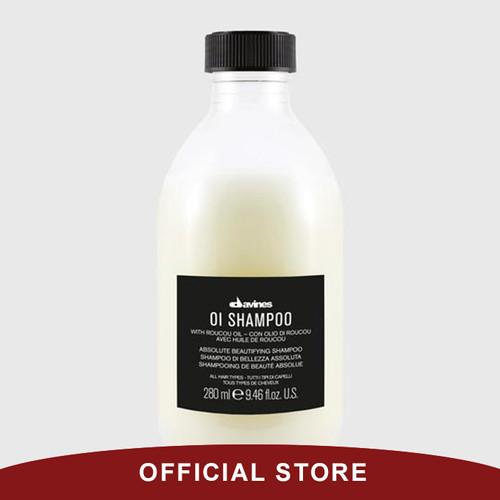 Foto Produk DAVINES ITALY OI Shampoo for all hair types 280ml dari Davines Official Store
