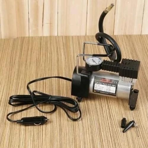 Foto Produk Pompa Ban Mobil Kompresos Elektrik Mini Portable Untuk Mobil 100 PSI dari Metro_BigStore