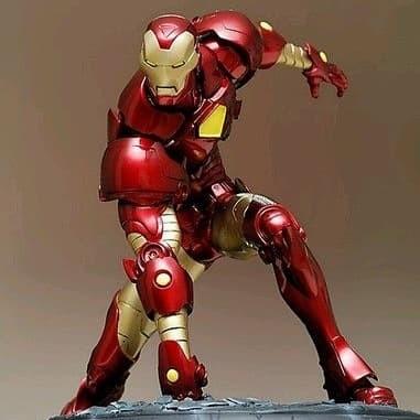 Foto Produk Sideshow Ironman Comiquette dari Charu Toys