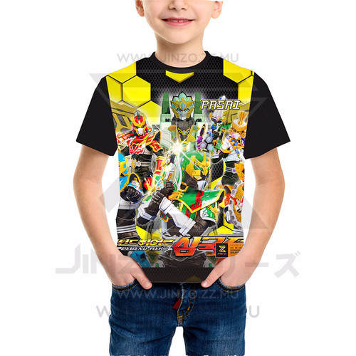 Foto Produk Kaos Anak Legend Hero 1 Handon dari Jinzo Series