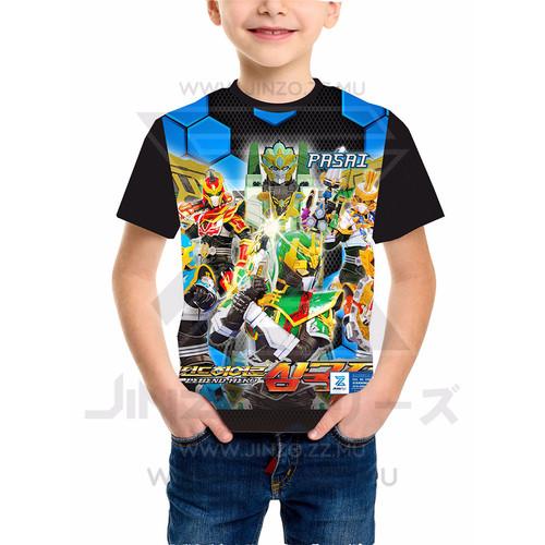 Foto Produk Kaos Anak Legend Hero 3 Tejha dari Jinzo Series