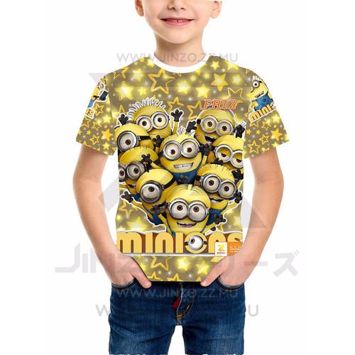 Foto Produk Kaos Anak Minion 2 dari Jinzo Series