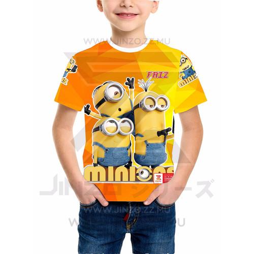 Foto Produk Kaos Anak Minion 3 dari Jinzo Series