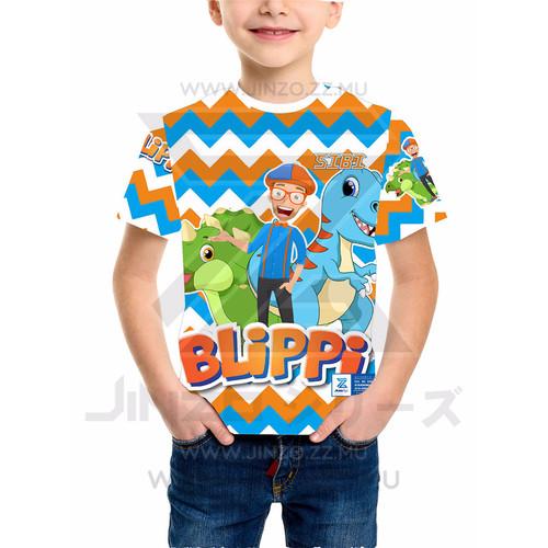 Foto Produk Kaos Anak Blippi 3 dari Jinzo Series