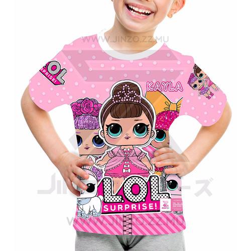 Foto Produk Kaos Anak LOL Suprise 3 dari Jinzo Series