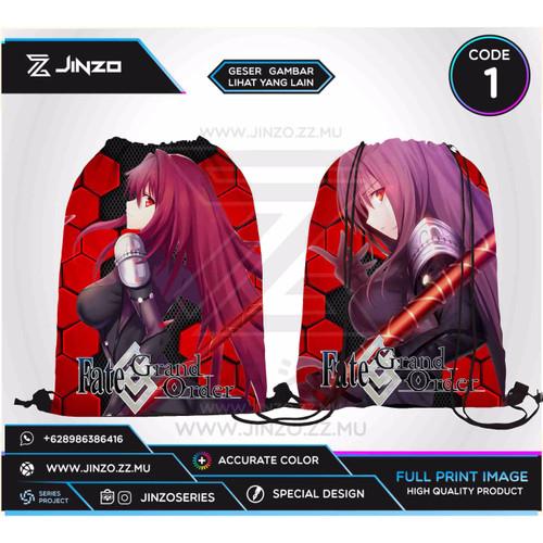 Foto Produk Tas Serut Fate Series Lancer - CODE SATU dari Jinzo Series
