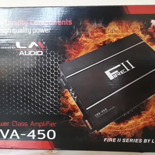 Foto Produk Power amplifier 4 channel LM FIRE II LVA 450 dari SAP AUDIO