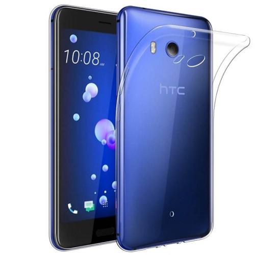 Foto Produk Slim TPU Case HTC U11 dari Logay Accessories