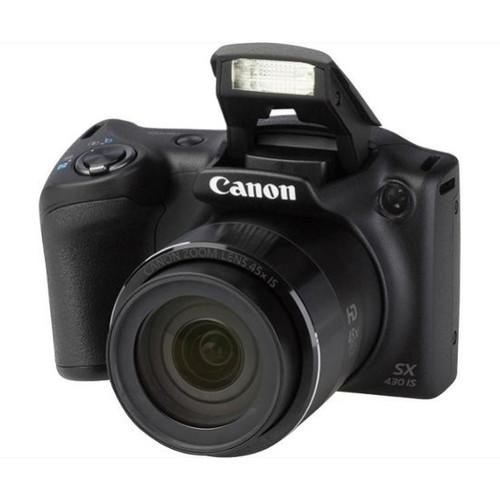 Foto Produk KAMERA PROSUMER CANON SX 430 IS WIFI BLACK DIGITAL CAMERA dari Miracle City