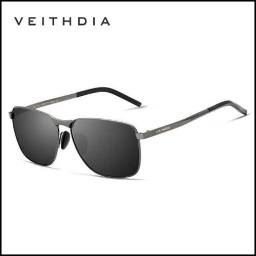 Foto Produk ready Veithdia Kacamata Vintage UV Polarized Sunglasses - 2462 dari yuliahh
