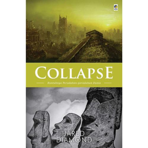 Foto Produk Collapse (Runtuhnya Peradaban2 Dunia) . Jared Diamond dari ombotak