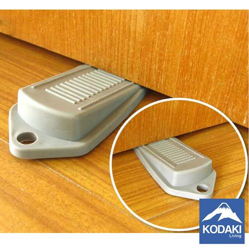 Foto Produk Kodaki Karet penahan karet pengganjal ganjal pintu Door Stopper BB-10 - Putih dari Tchome Official Store