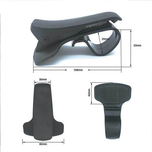 Foto Produk JEREFISH Universal Car Dashboard Holder Stand Clip Smartphone Car Hold dari PojokITcom Pusat IT Comp