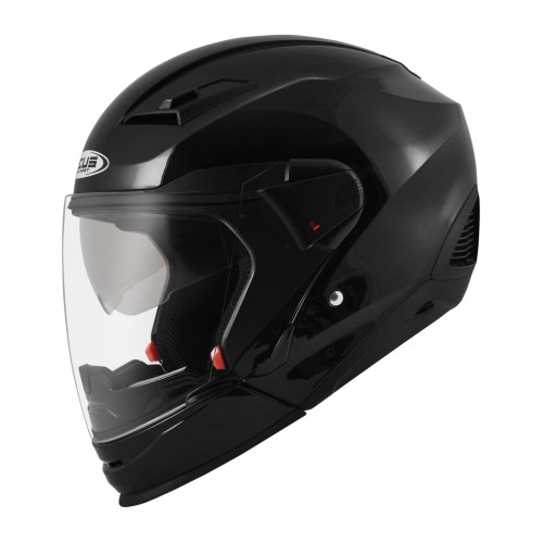 Foto Produk Zeus ZS611C - Black Z611C Helm Modular dari Juragan Helm ID