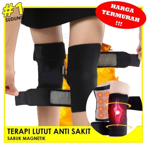 Foto Produk Sabuk Terapi Pemanas Lutut Nyeri - Magic Theraphy Heating Knee Pad dari sudung