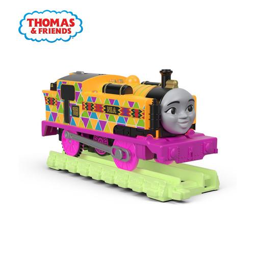 Foto Produk Thomas & Friends TrackMaster Motorized Hyper Glow (Nia) -Mainan Kereta dari Thomas & Friends