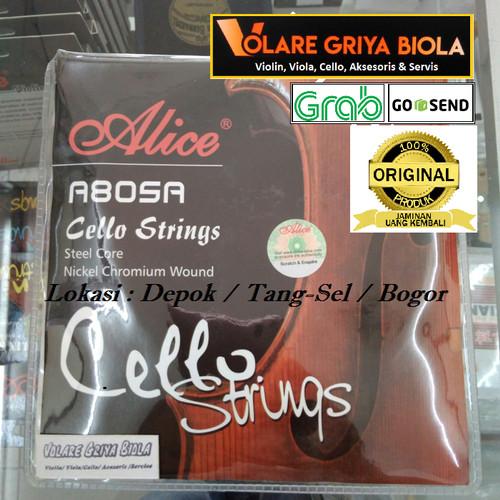 Foto Produk Senar Cello alice 805 set (CGDA dari Toko Biola