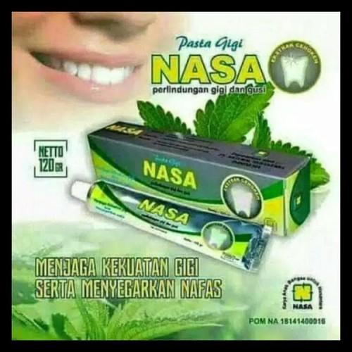 Foto Produk Pasta Gigi / Odol Nasa Pemutih Gigi Hemat dari Tarasari shops