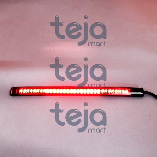 Foto Produk LAMPU LED STRIP FLEXIBLE REM/STOP & SEIN/ SEN MOTOR MOBIL BELAKANG DC dari TejaMart