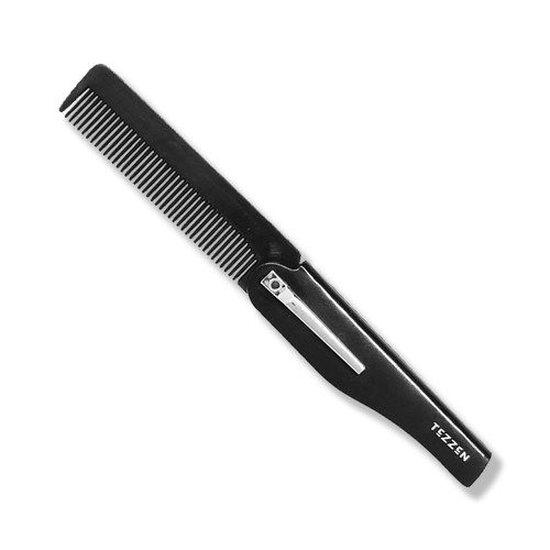 Foto Produk Tezzen Folding Comb dari Tezzen Grooming