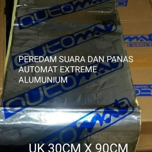 Foto Produk PEREDAM SUARA & PANAS AUTOMAT EXTREME ALUMUNIUM dari audio baru