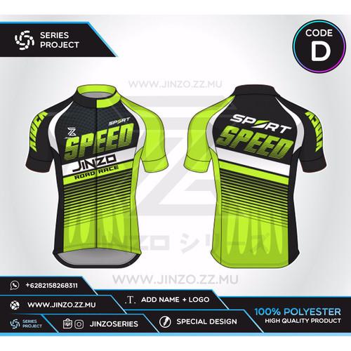 Foto Produk Jersey Custom Sepeda Road Bike D dari Jersey Series