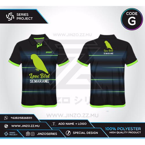 Foto Produk Jersey Custom Burung G dari Jersey Series