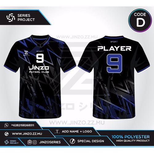 Foto Produk Jersey Custom Futsal Bola D dari Jersey Series