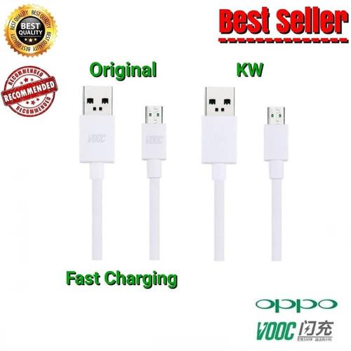 Foto Produk Kabel Data Fast Charging Oppo Original 100% Kabel Oppo Vooc dari BENTENG STORE
