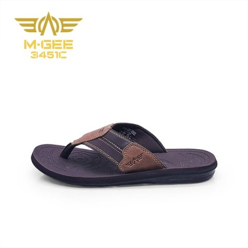 Foto Produk Mgee Pilot Sandal Kopi - Kopi, 39 dari MGee Official Store