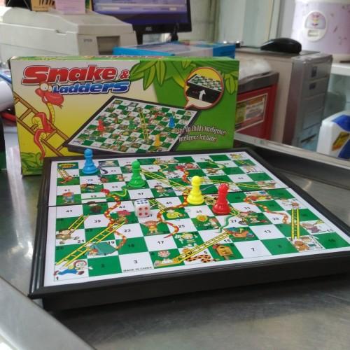 Foto Produk Ular Tangga / Snake and Ladder Magnet dari Home Center
