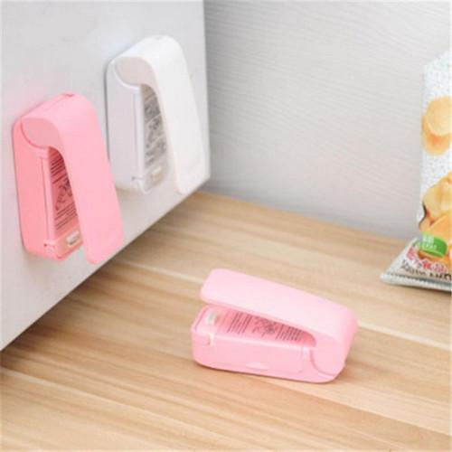 Foto Produk Mini Sealer Portable Alat Perekat Plastik dari Data Belanja