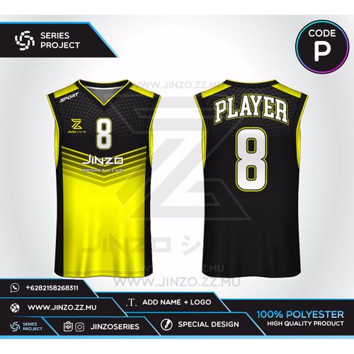 Foto Produk Jersey Custom Basket P dari Jersey Series
