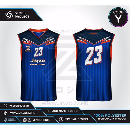 Foto Produk Jersey Custom Basket Y dari Jersey Series
