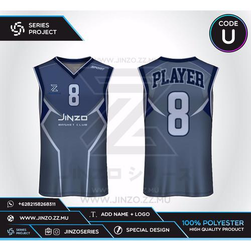 Foto Produk Jersey Custom Basket U dari Jersey Series