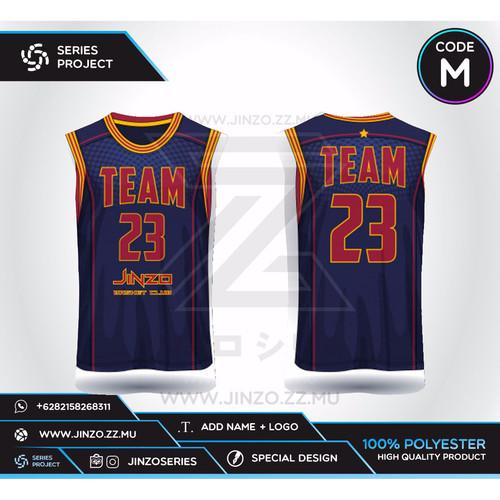 Foto Produk Jersey Custom Basket M dari Jersey Series