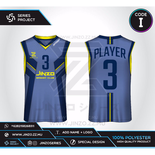 Foto Produk Jersey Custom Basket L dari Jersey Series