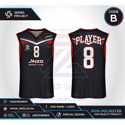 Foto Produk Jersey Custom Basket B dari Jersey Series