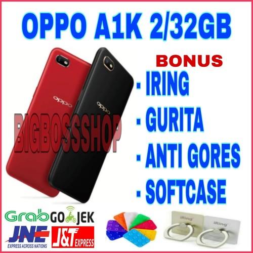 Foto Produk OPPO A1K 2GB + 32GB NEW - Hitam dari Bigbossshop