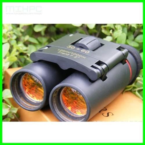 Foto Produk Teropong Binoculars Night Vision Concert 30 x 60 - Hitam dari mixpc