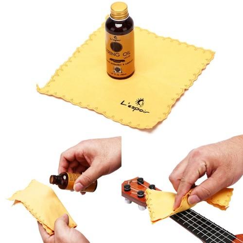 Foto Produk Minyak Anti Karat Senar Gitar / Rust Proof Guitar String Oil LSO-05 dari BRANDOS
